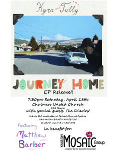 JourneyHomePoster 8.5 by 11